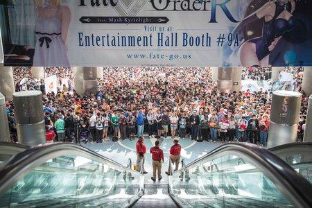 Anime Expo 2020 Day1