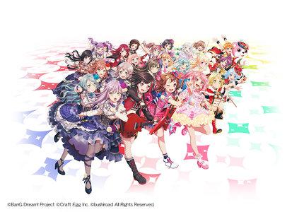 夏のドーン!とBanG Dream!ゲーマーズ限定フェア イベント博多