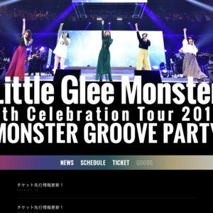 Little Glee Monster 5th Celebration Tour 2019 ~MONSTER GROOVE PARTY~代々木1日目