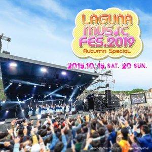 LAGUNA MUSIC FES. 2019 Autumn Special × 日向坂46 スペシャルコラボ企画