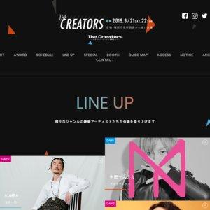 THE Creators HKT48ステージ