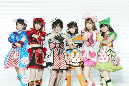 FES☆TIVE 9thSingle「ハレとケ!あっぱれ!ジャパニーズ」リリース記念イベント 9/21 15:30