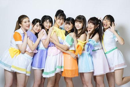 アップアップガールズ(2)ファーストアルバム『アオハル1st』 リリースイベント 11/16 錦糸町