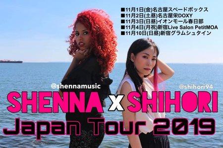 SHENNA×SHIHORI Japan Tour 2019 Day2