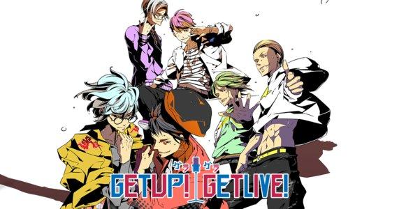 「GETUP! GETLIVE!(ゲラゲラ)」AGF特別キャストステージ