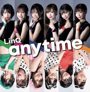 LinQ ミニアルバム「anytime」発売記念イベント【ダイバーシティ東京プラザ フェスティバル広場】15:30