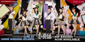 Anime Weekend Atlanta Day 3 - i☆Ris Autographs