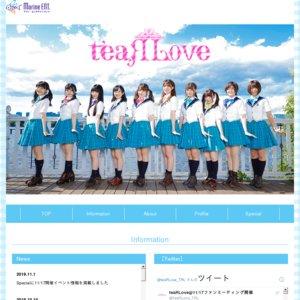 teaRLove Youファンミーティング NOVEMBER 第1部