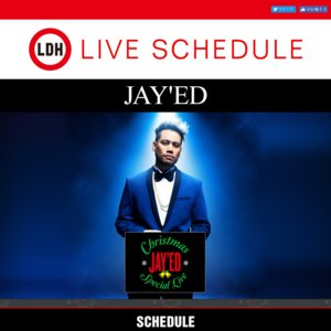 JAY'ED Christmas Special Live 第1部