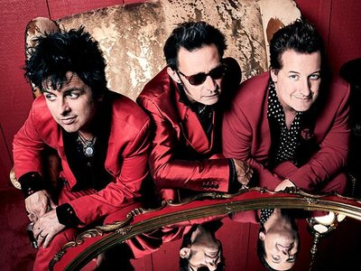Green Day Live in Osaka