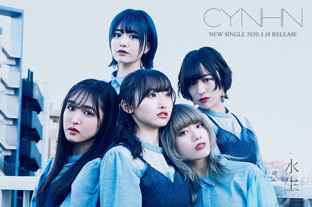 【中止】CYNHN LIVE TOUR「Predawn Blue」 大阪公演