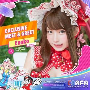 C3AFASG19 Enako Meet and Greet