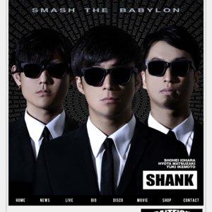 SHANK 15th Anniversary One-Man Tour The Heavy Clash