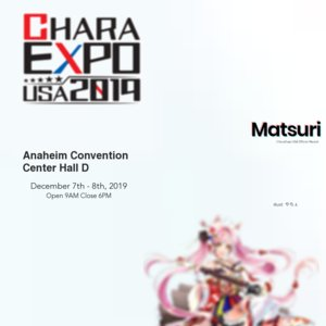 CharaExpo USA 2019 AUTOGRAPH SESSION SATURDAY:DAY1 Izumi Kitta