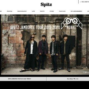 "SPITZ JAMBOREE TOUR 2019-2020 ""MIKKE"" (12/8 東京)"