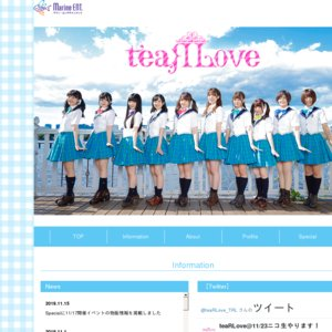 teaRLove Youファンミーティング DECEMBER 第1部