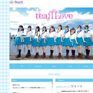 teaRLove Youファンミーティング DECEMBER 第2部