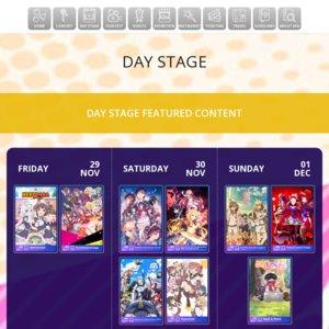C3AFA SINGAPORE 2019 2日目 - YuruYuri Special Stage