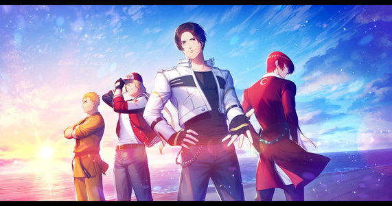 THE KING OF FIGHTERS for GIRLSバトルソングアルバム「KING OF FIRE」リリース記念 特典お渡し会