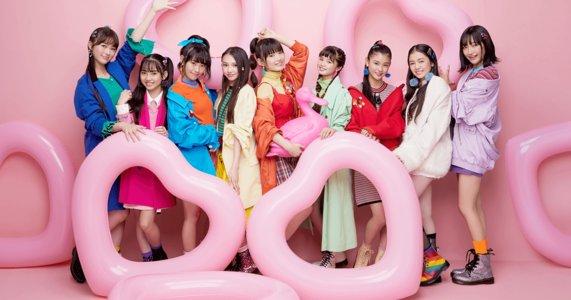 おはガール from Girls² セカンドシングル「おはようのスマイル」 リリース記念フリーライブ&特典会 アリオ橋本
