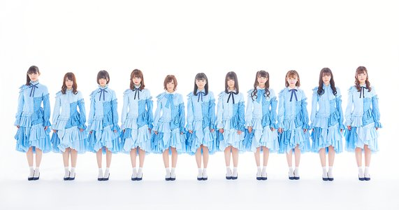 22/7 5thシングル『ムズイ』発売記念個別握手会 4/5 <第7部>