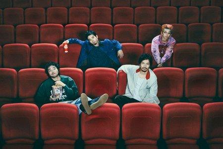 "【中止】King Gnu Live Tour 2020 ""CEREMONY""東京公演初日"