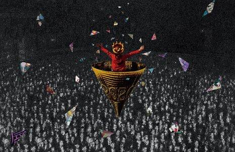 "【中止】King Gnu Live Tour 2020 ""CEREMONY""横浜公演初日"