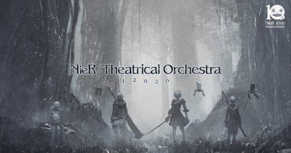 NieR:Theatrical Orchestra 12020 大阪公演 昼公演
