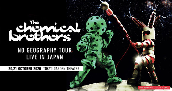 The Chemical Brothers No Geography Tour Live in Japan Day1