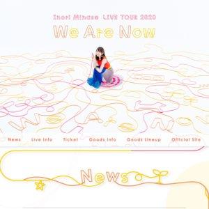 水瀬いのり LIVE TOUR 2020 兵庫公演
