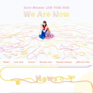 【中止】animelo mix presents Inori Minase LIVE TOUR 2020 We Are Now 兵庫公演