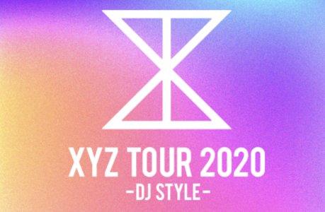 【中止】XYZ TOUR 2020 -Mens Only Night-