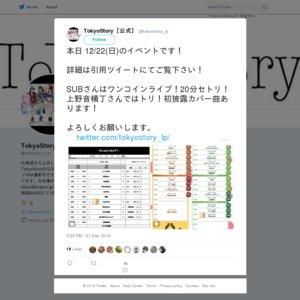2019/12/22 ワンコインライブ!