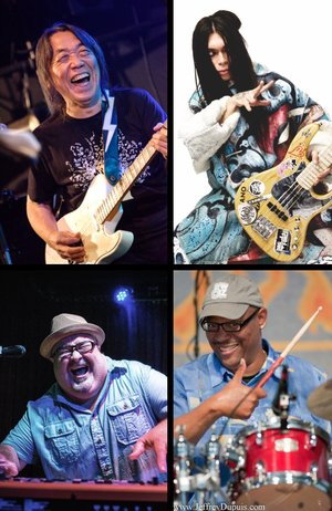 Funk on Da Table Japan Tour 2020: 3/14 名古屋ReNY limited