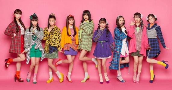 おはガール from Girls² サードシングル「Girl meets Girl」 リリース記念フリーライブ&特典会 イオンモール土浦