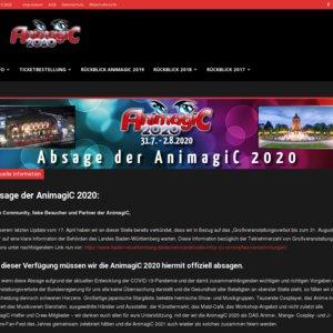 AnimagiC 2020(仮)