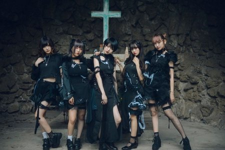 BLACKNAZARENE 1st mini Album「ADMIRATION」ミニライブ&特典会 1/30