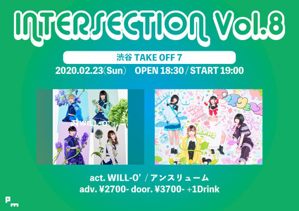 INTERSECTION Vol.8