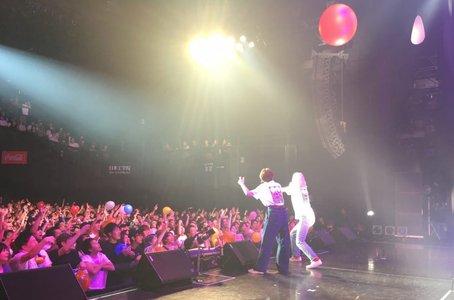 chelmico 感謝祭Tour 2020 東京公演