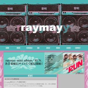 【中止】raymay シングルリリースイベント@タワーレコード梅田NU茶屋町店