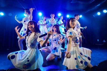 アップアップガールズ(2)『世界で一番かわいいアイドル/し・て・る・も・ん』リリースイベント 名古屋