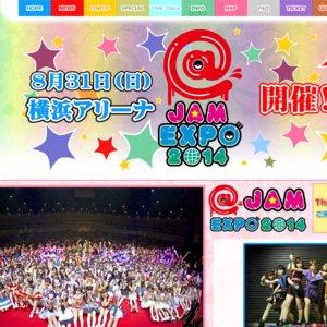 @JAM EXPO 2014
