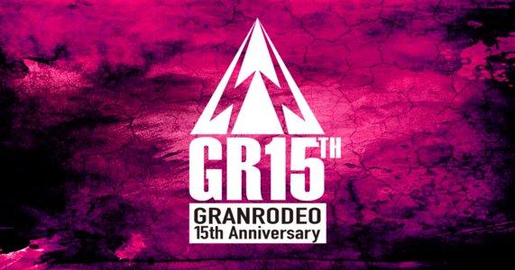【延期】GRANRODEO 15th ANNIVERSARY FES ROUND GR 2020 2日目