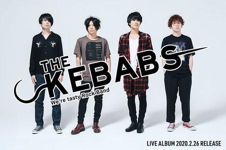 「THE KEBABS 集会」アウトストアイベント 大阪公演