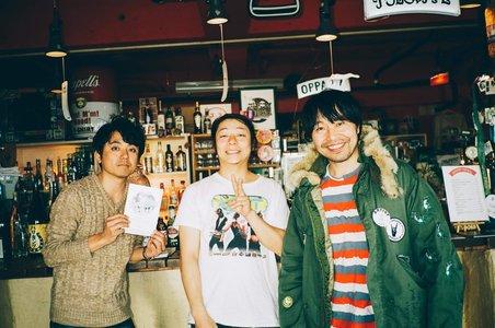 【延期】サニーデイ・サービス TOUR 2020 @ 北海道