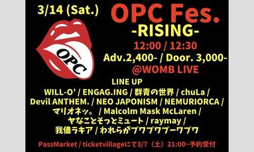 OPC Fes.-RISING-
