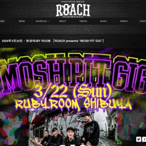 MOSH PIT GIG (2020年3月22日公演)