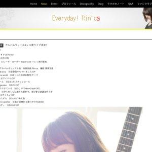 【延期】Rin'ca LIVE 2020 Riririn'ca!