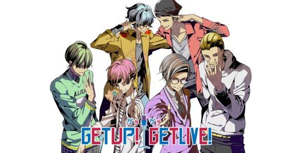 【中止】「GET UP!GET LIVE!」3rd LIVE!!! 大阪公演【昼の部】
