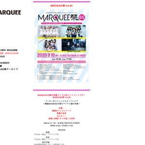 MARQUEE祭mini Vol.54
